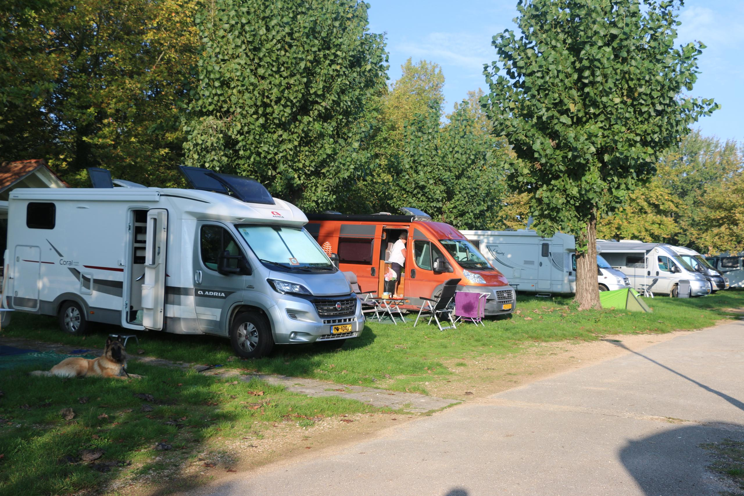 Camping Limnopoula