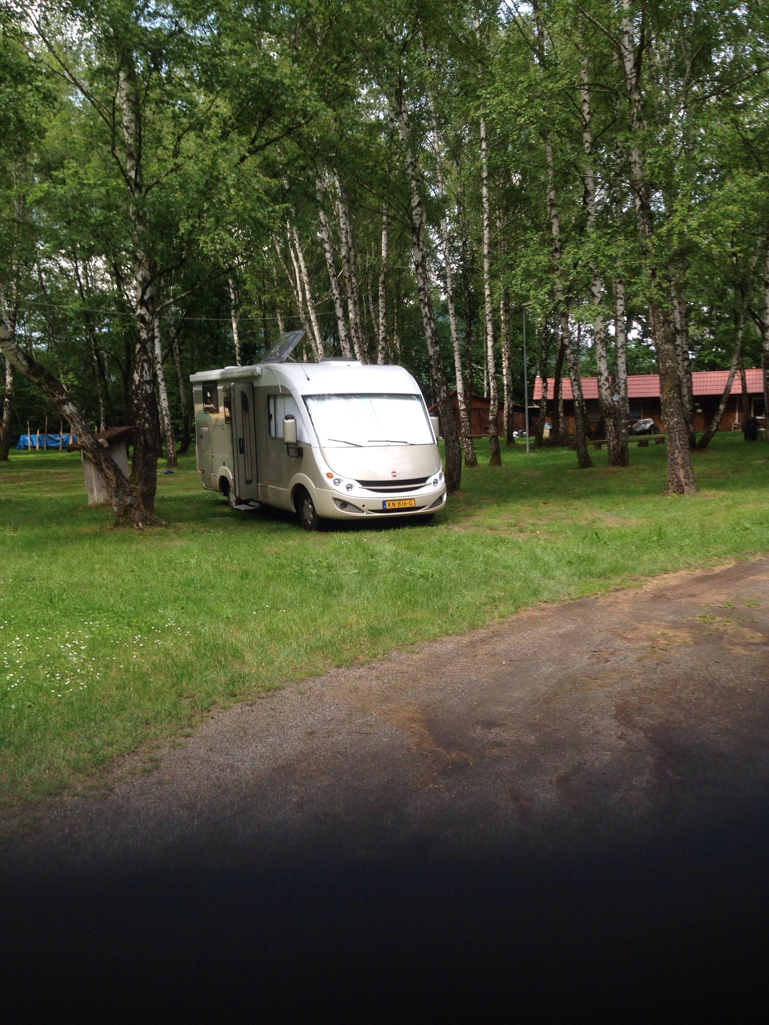 Autocamping Stanovy Tabor