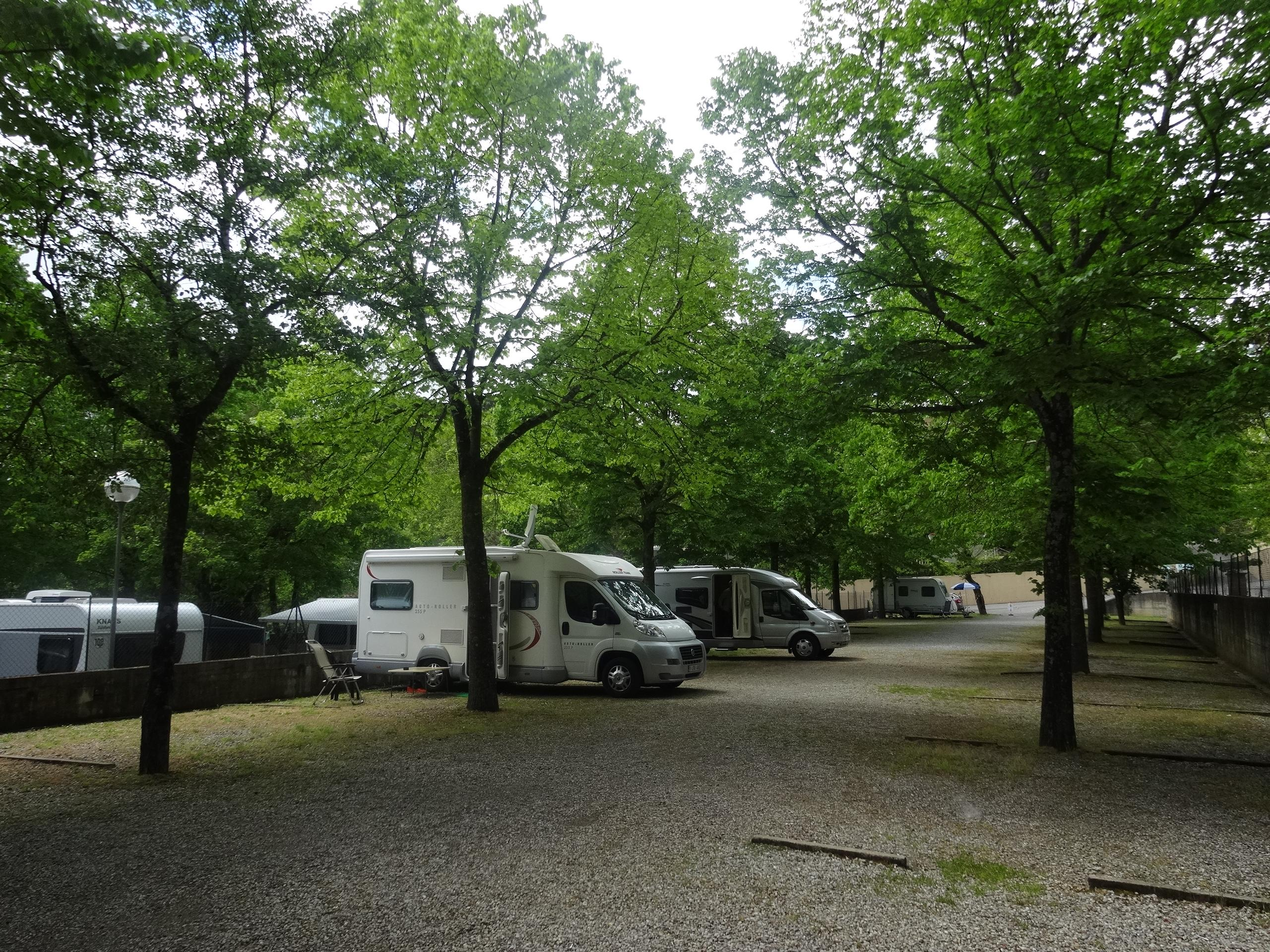Camping Colleverde Siena
