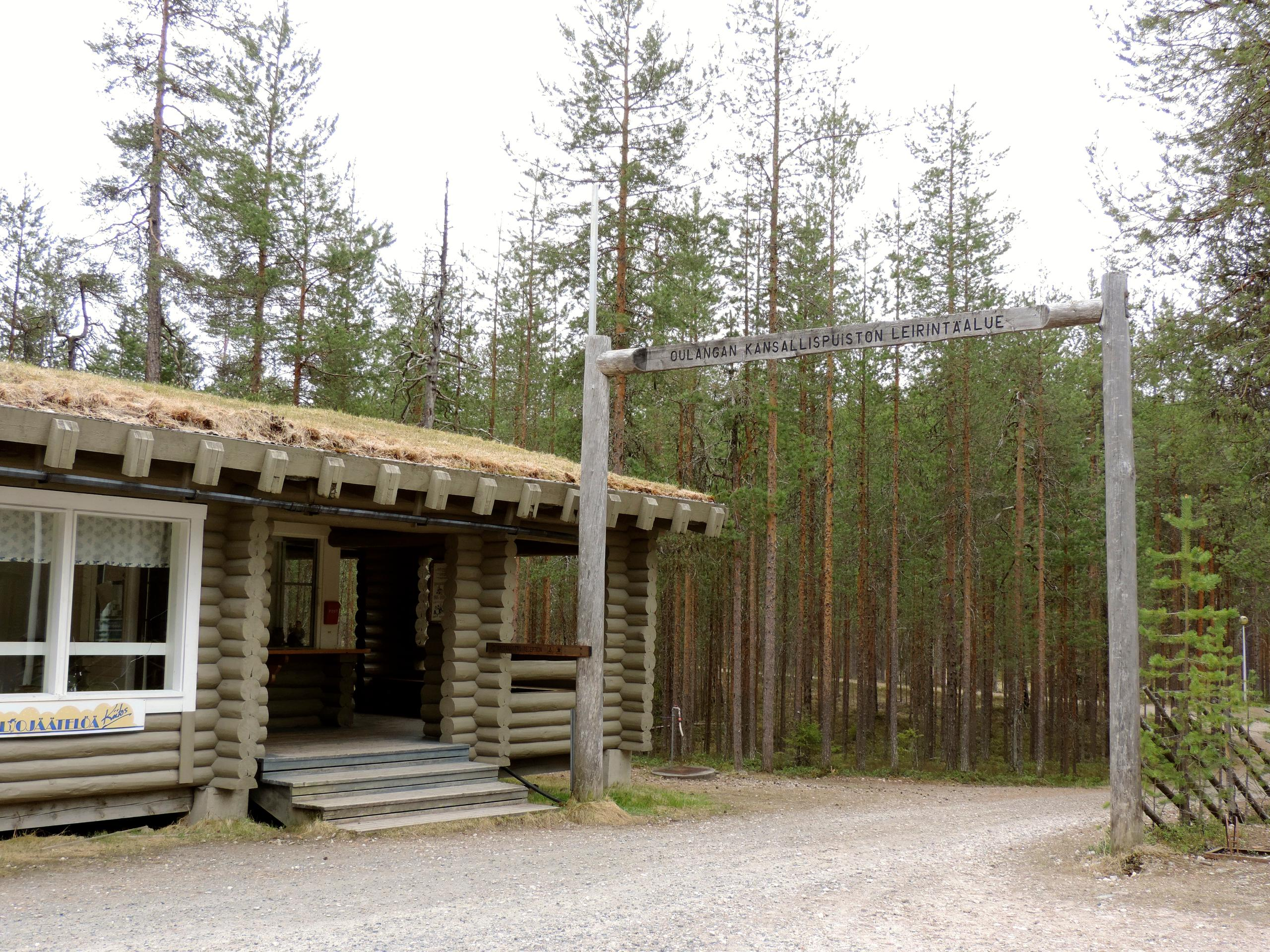 Oulanka National Park Camping Ground