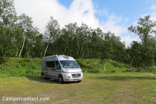 Ifjord Camping & Accommodation
