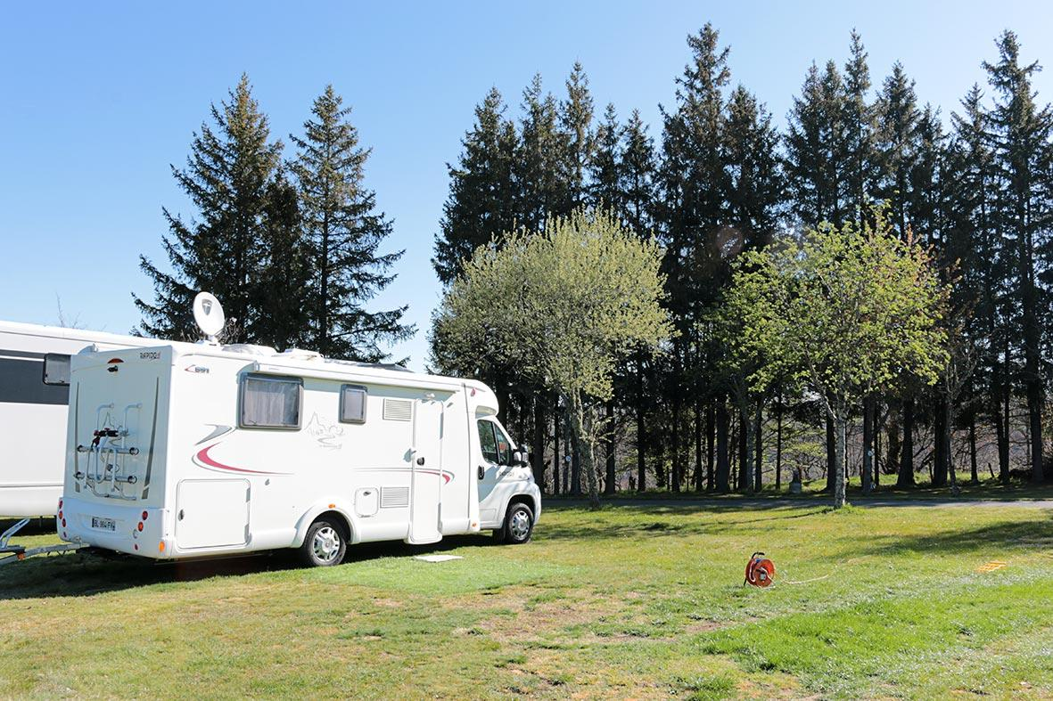Camping Le Couffour