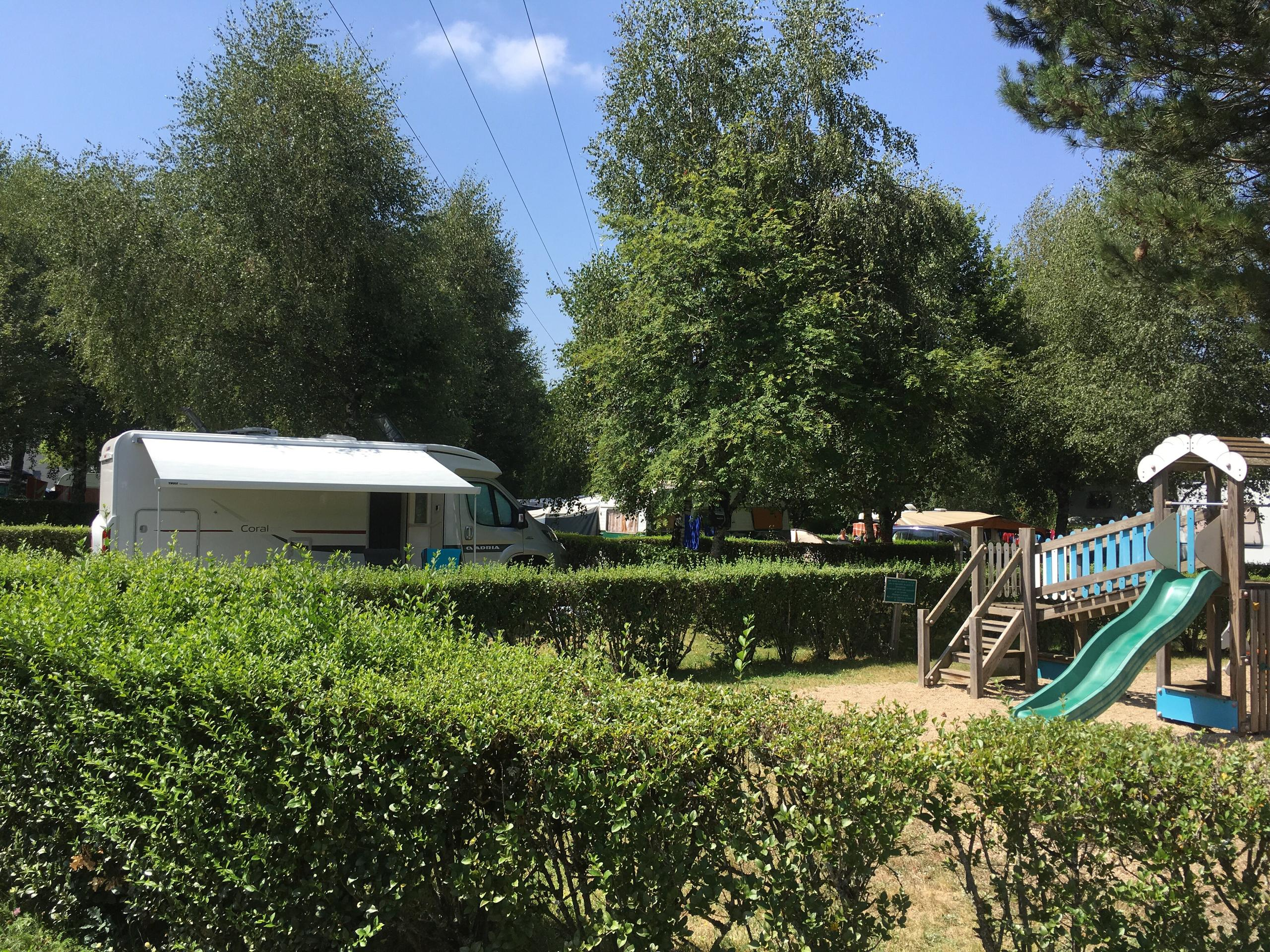 Camping St. Gervais