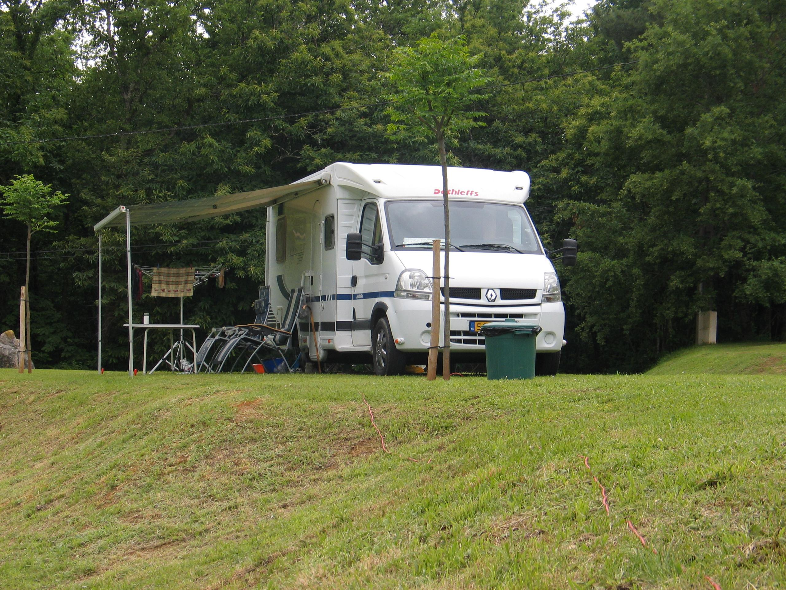 Camping Domaine Troteligotte