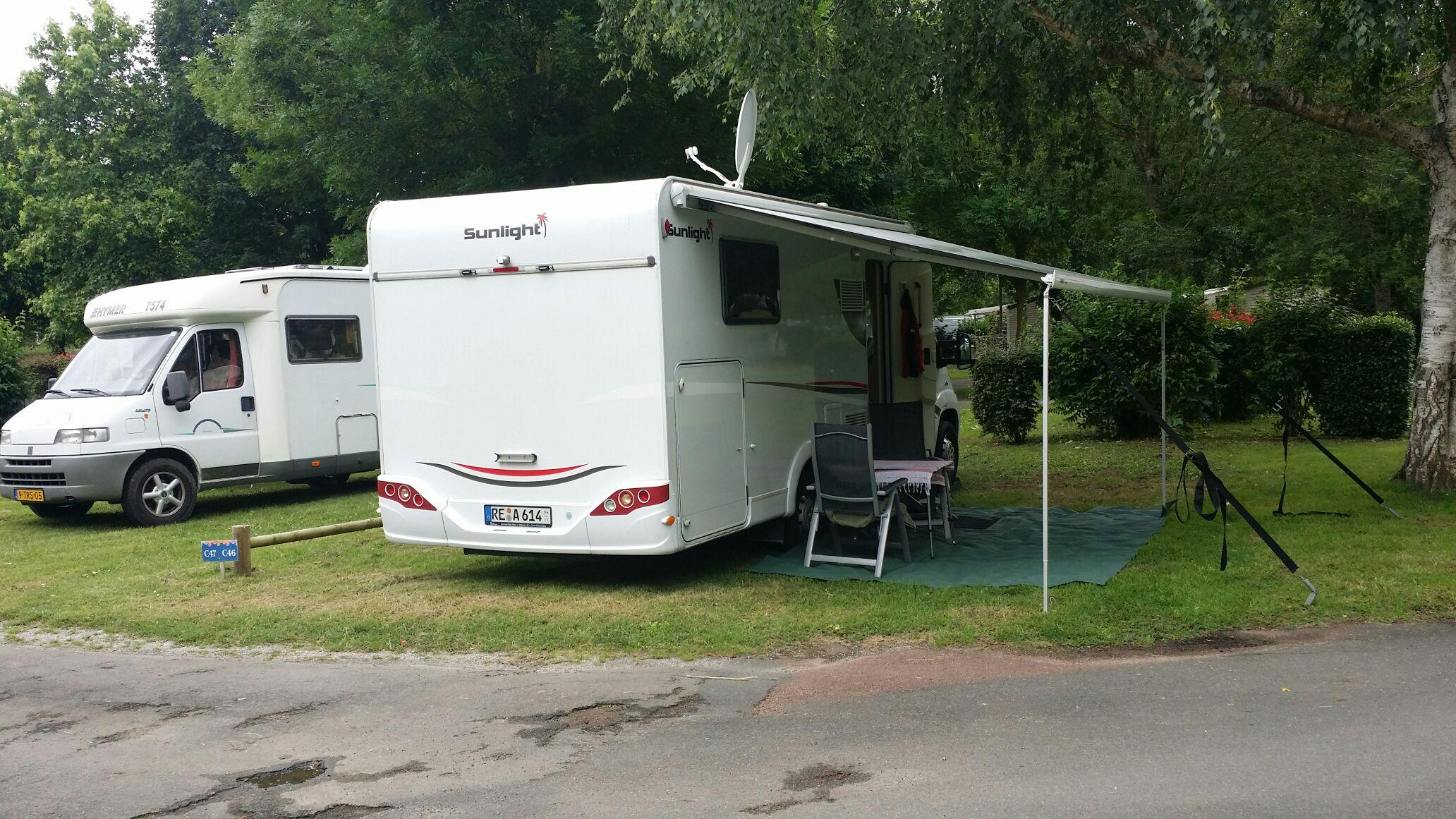 Camping I'lle d'Offard