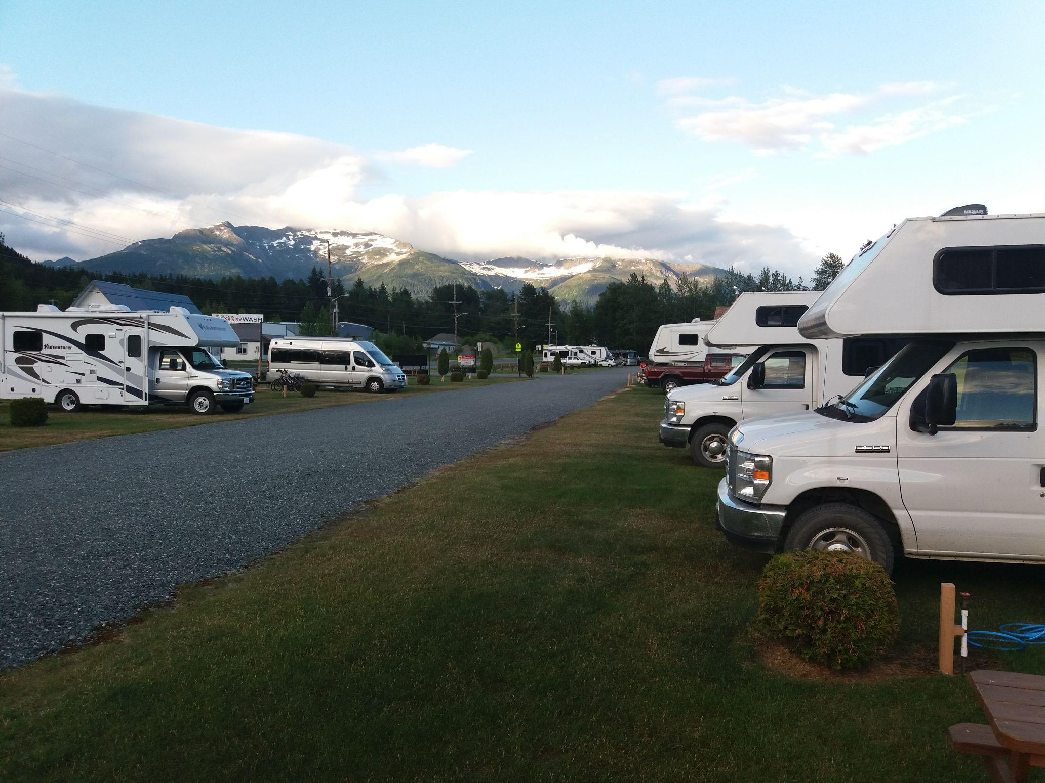 Haines Hitch-up RV Park