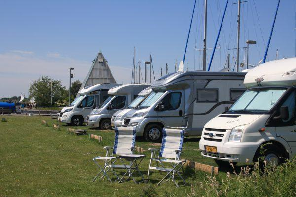 Camperplaats Sirag Watersport