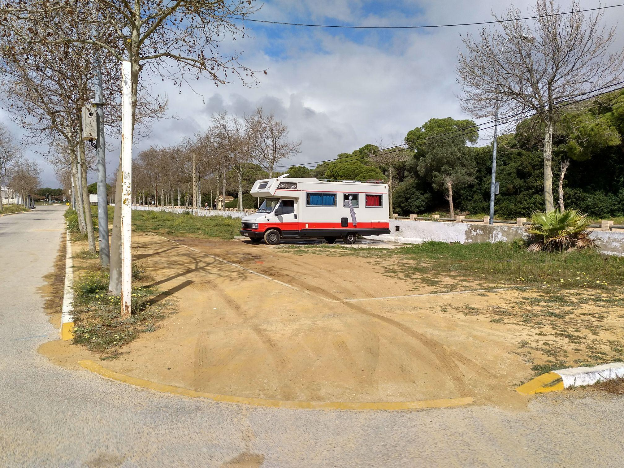 Parking Puerto Real