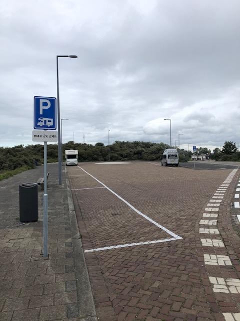 Parking Strandboulevard Rechtestraat