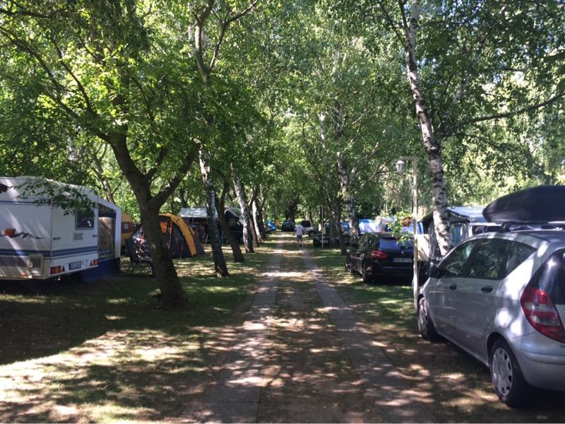Zoldpont Camping