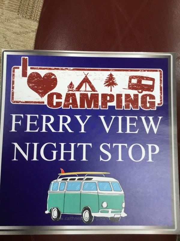Ferry View Night Stop