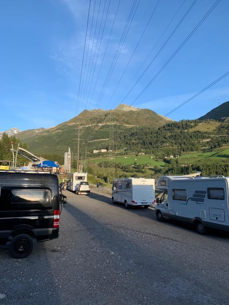Parking Airolo