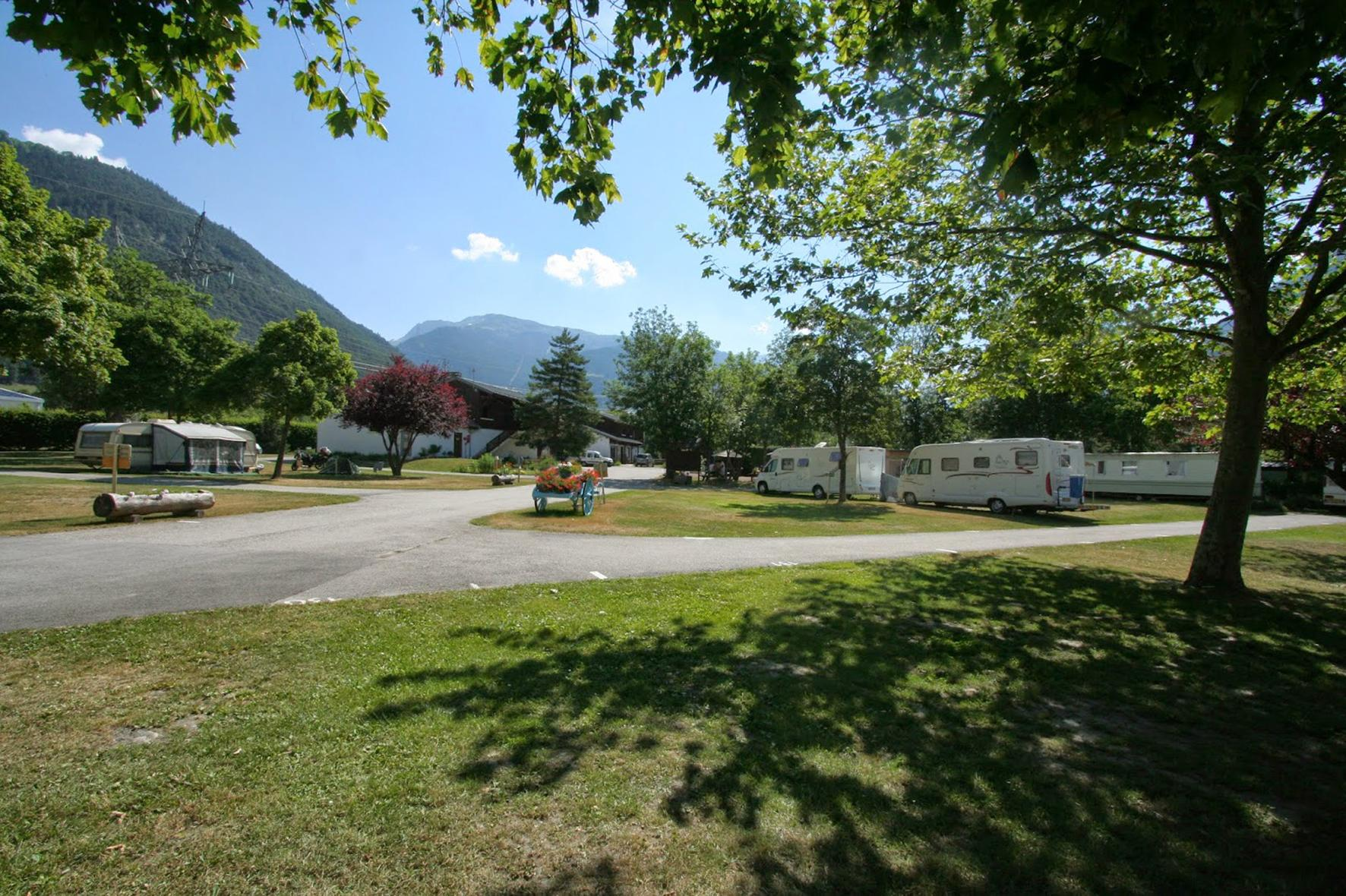 Camping Huttopia Bourg-St-Maurice