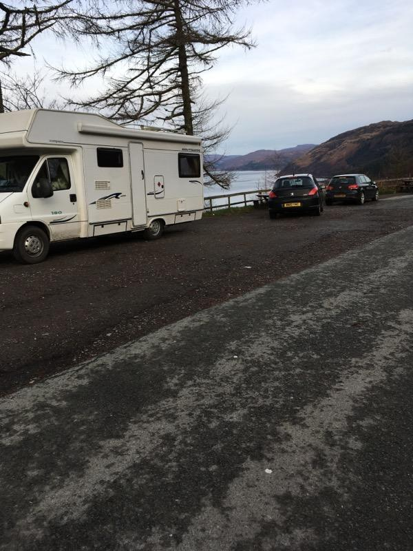 Loch Carron Viewpoint