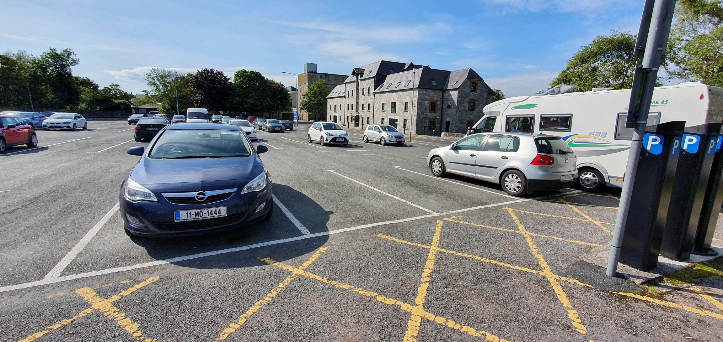 Cathedral Car Park