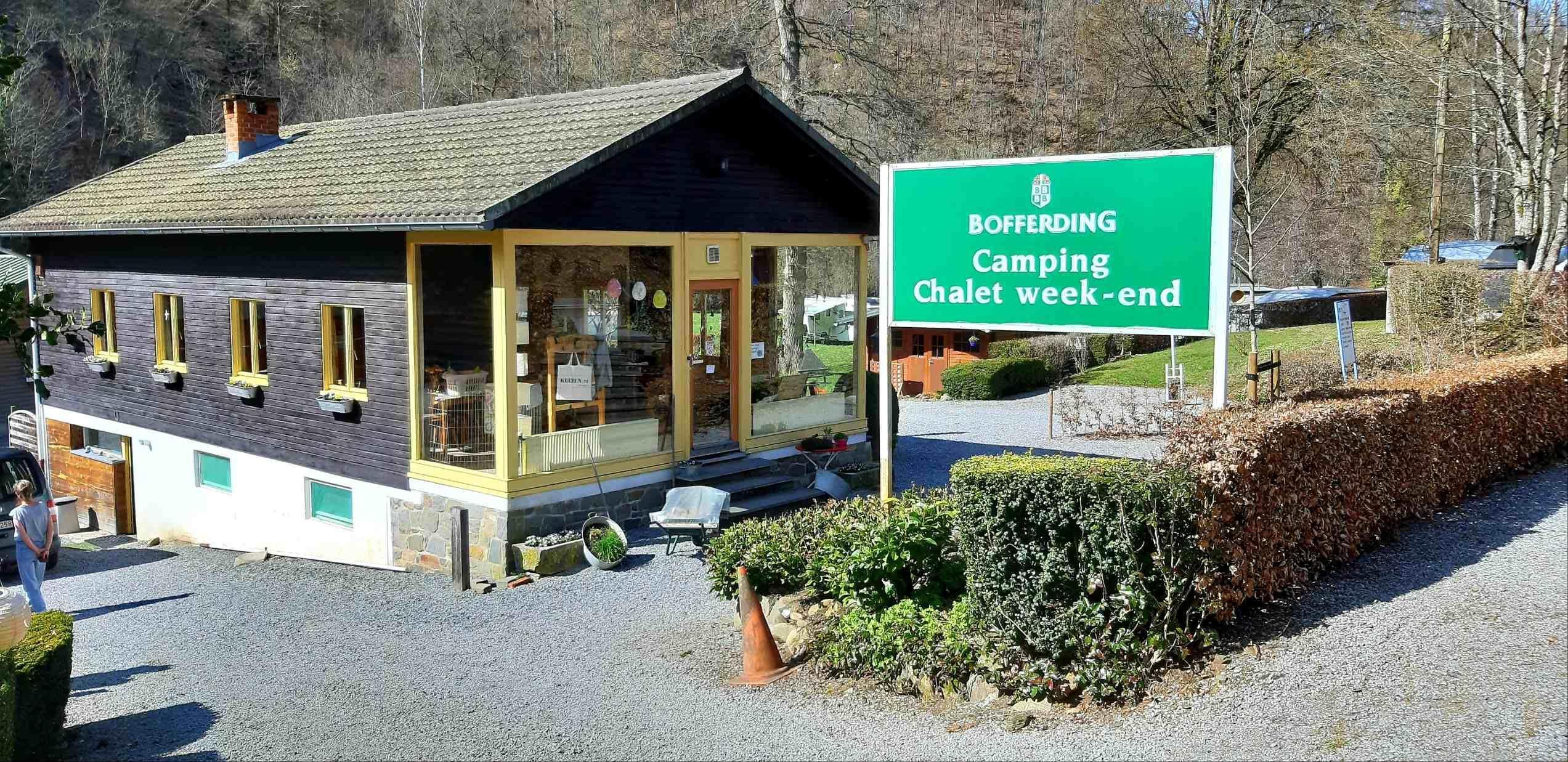 Camping Chalet-Weekend